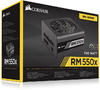 Corsair RMX RM550x ATX/EPS Modular 80 PLUS Gold 550W Power Supply Unit