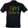 The Doors Spectrum Mens Black T-Shirt (Small)