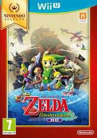 Legend of Zelda: The Wind Waker HD (Wii U) - Cover