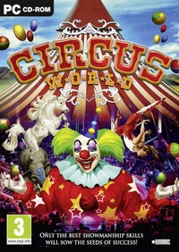 Circus World (PC) - Cover