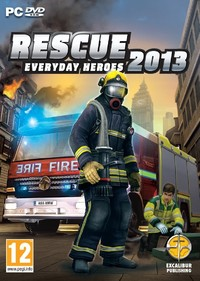 Rescue 2013: Everyday Heroes (PC) - Cover