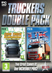 Truckers Double Pack (PC) - Cover