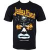 Judas Priest Hellbent Puff Print T-Shirt (Small)