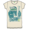 The Beatles Let It Be/You Know My Name Boys Natural T-Shirt (X-Large)