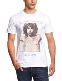 The Doors American Poet Mens T-Shirt (Medium) - Cover