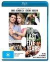 Last Five Years (Region A Blu-ray)