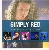 Simply Red - Original Album Series (CD) - Cover