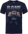 Batman Bane Mens Navy T-Shirt (Small)