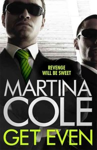 Get Even - Martina Cole (Paperback) - Cover