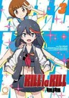 Kill La Kill 3 - Kazuki Nakashima (Paperback)
