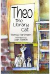 Theo the Library Cat - Wendy Hartmann (Paperback)