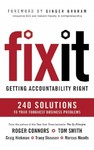 Fix It - Roger Connors (CD/Spoken Word)