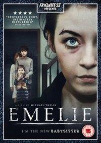 Emelie (DVD) - Cover