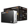 Vantec NexStar MX HDD/SSD enclosures - Black