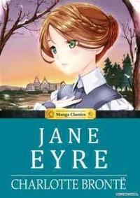 Manga Classics Jane Eyre - Charlotte Bronte (Hardcover) - Cover