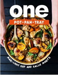 ONE pan/pot/tray - Callie Maritz (Paperback) - Cover