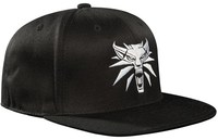 The Witcher 3 Medallion Snap Back Hat - Cover