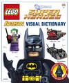 Lego Batman Visual Dictionary - Daniel Lipkowitz (Hardcover) Cover