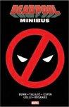Deadpool Minibus - Cullen Bunn (Hardcover)