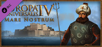Europa Universalis IV -  Mare Nostrum Expansion Pack (PC) - Cover