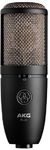 AKG P420 High-Performance Dual-Capsule True Condenser Microphone (Black)