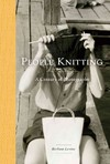 People Knitting - Barbara Levine (Hardcover)