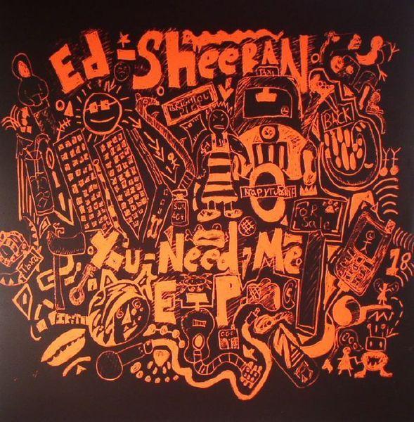 Ed Sheeran You Need Me Vinyl Music Online Raru
