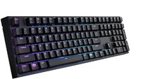 Cooler Master MasterKeys Pro L RGB US Layout Full layout, Mechanical Keyboard Red Cherry MX Switch Gaming Keyboard - Cover