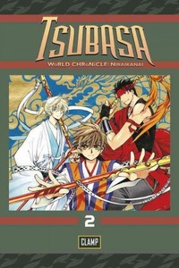 Tsubasa: WoRLD CHRoNiCLE Vol. 03 - Clamp (Paperback) - Cover