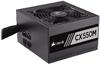 Corsair CX550M 550W ATX Power Supply Unit - Black
