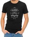 The Mega Gamer Mens T-Shirt Black (X-Large)