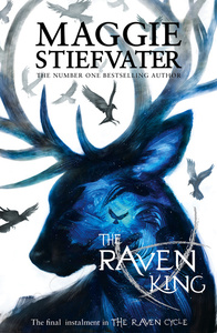 Raven King - Maggie Stiefvater (Paperback) - Cover