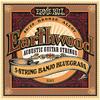 Ernie Ball 2063 Earthwood 80/20 5 String Banjo Bluegrass Loop End Strings