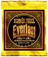 Ernie Ball 2556 Everlast Coated Medium Light 80/20 Bronze Acoustic Guitar Strings