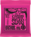 Ernie Ball 2623 7 String Super Slinky 09-52 Nickel Wound 7 String Electric Guitar Strings