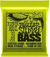 Ernie Ball 2832 Regular Slinky 50-105 Nickel Wound Bass Guitar Strings