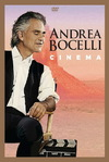 Andrea Bocelli - Cinema (Region 1 DVD)