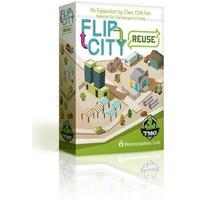 Flip City - Reuse Expansion (Card Game)