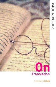 On Translation - Paul Ricoeur (Paperback) - Cover