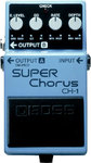 Boss CH-1 Super Chorus Guitar Chorus Effects Pedal