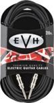 EVH Premium Cable 20'S To S Jack-Jack Instrument Cables – 6m (Black)