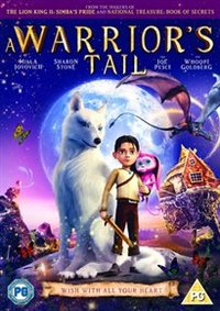 Warrior's Tail (DVD) - Cover