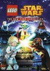 LEGO Star Wars: The New Yoda Chronicles - Volume 1 (DVD) Cover