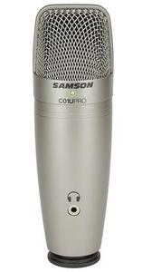 Samson C01U Pro USB Studio Condenser Microphone - Cover