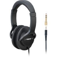 Roland RH-A7-BK Stereo Headphones (Black)