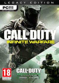 Call of Duty: Infinite Warfare (PC Download) - Cover