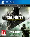 Call of Duty: Infinite Warfare (PS4) Cover