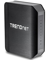 TRENDnet - AC1750 Dual Band Wireless AC Router - Cover