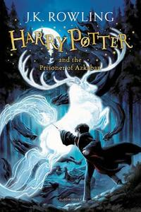 Harry Potter and the Prisoner of Azkaban - J. K. Rowling (Paperback) - Cover