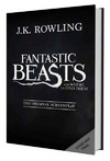 Fantastic Beasts and Where to Find Them - J. K. Rowling (Hardcover) Cover